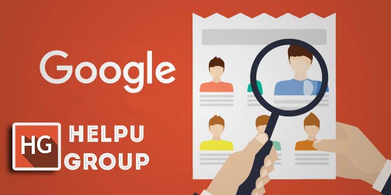Google сливает данные пользователей