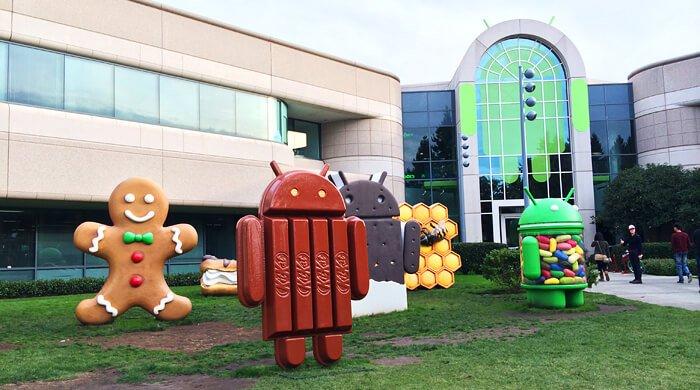 Google выпускает релиз нового Android