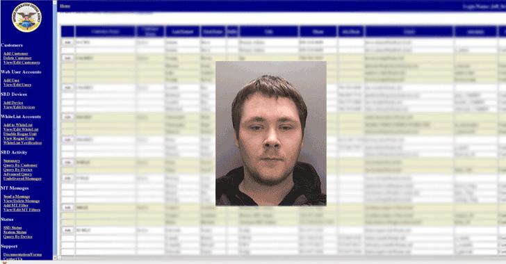 25-летний Хакер признал себя виновным во взломе военного спутника США и краже данных