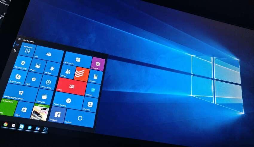 В Windows 10 защита от WannaCry и NotPetya