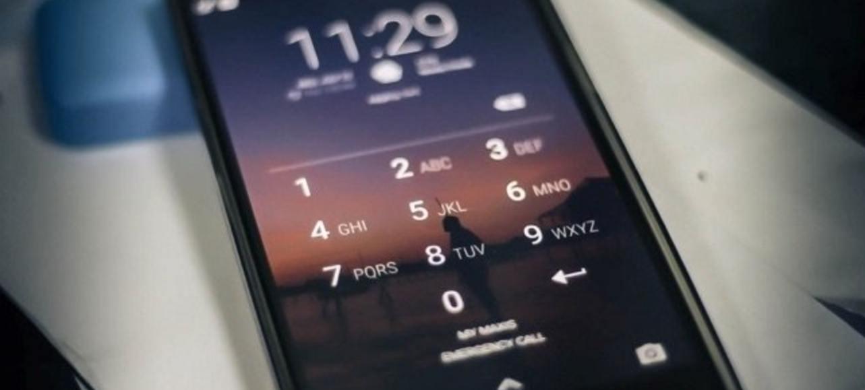 Кража PIN-кода через датчики на мобильных устройствах