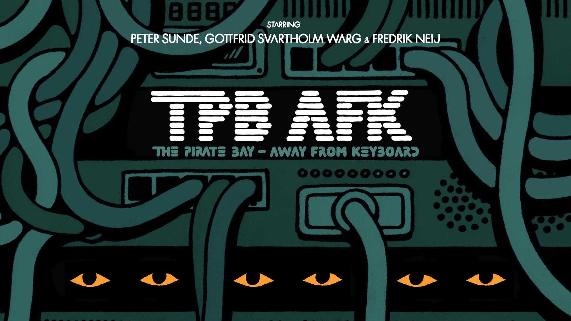 Пиратская бухта: В удалении от клавиатуры