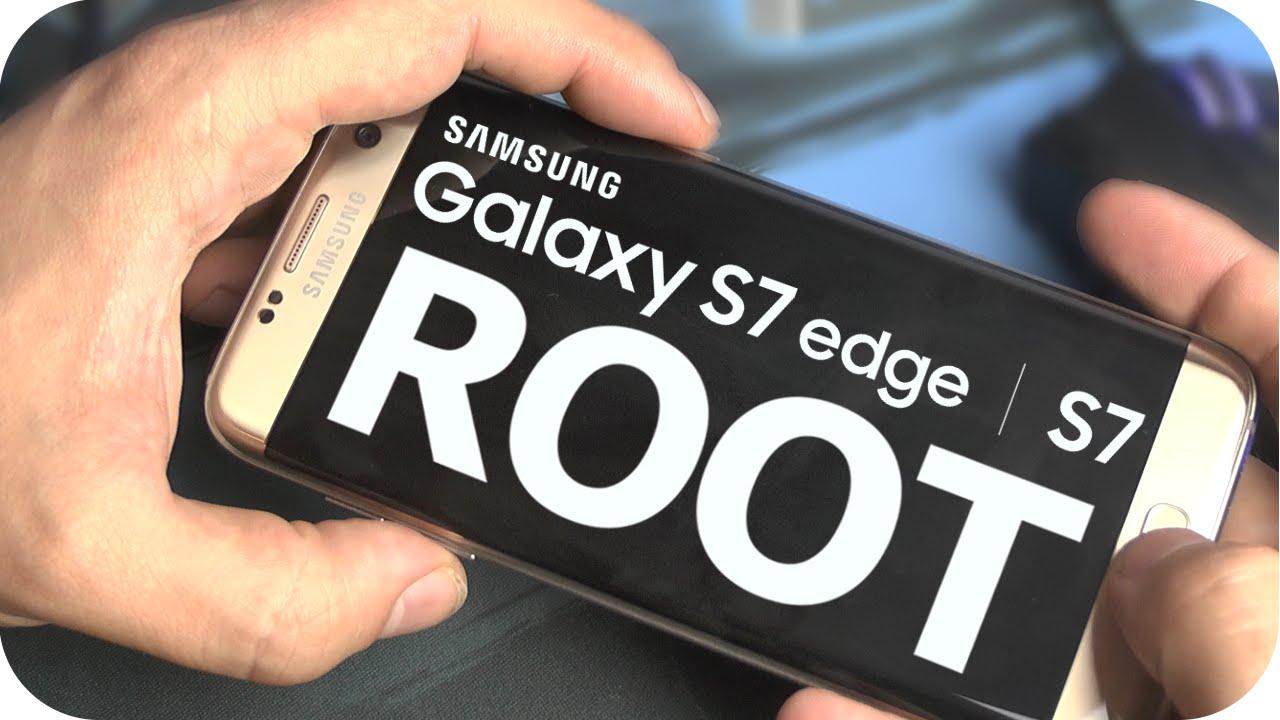 Как рутировать Samsung Galaxy S7 или S7 Edge