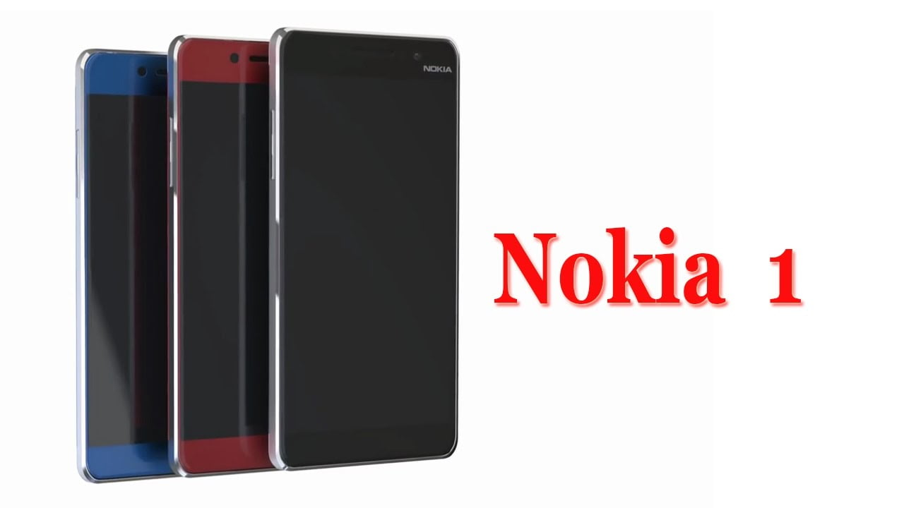 Все, что вы хотели знать о новой Nokia 1