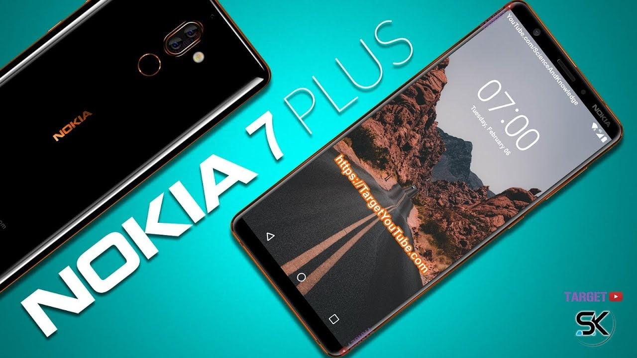 Nokia 7 Plus: бюджетные смартфоны становятся все лучше