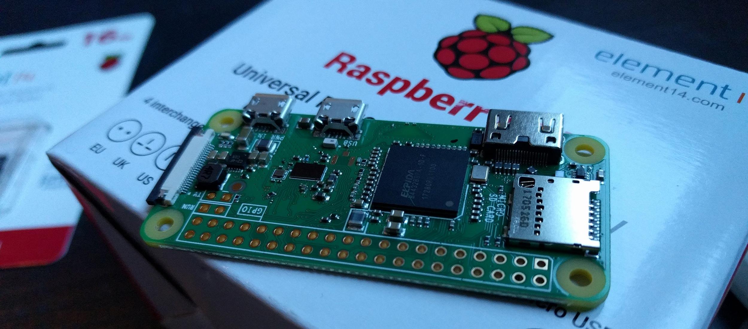 Установка Kali Linux на новую Raspberry Pi Zero W