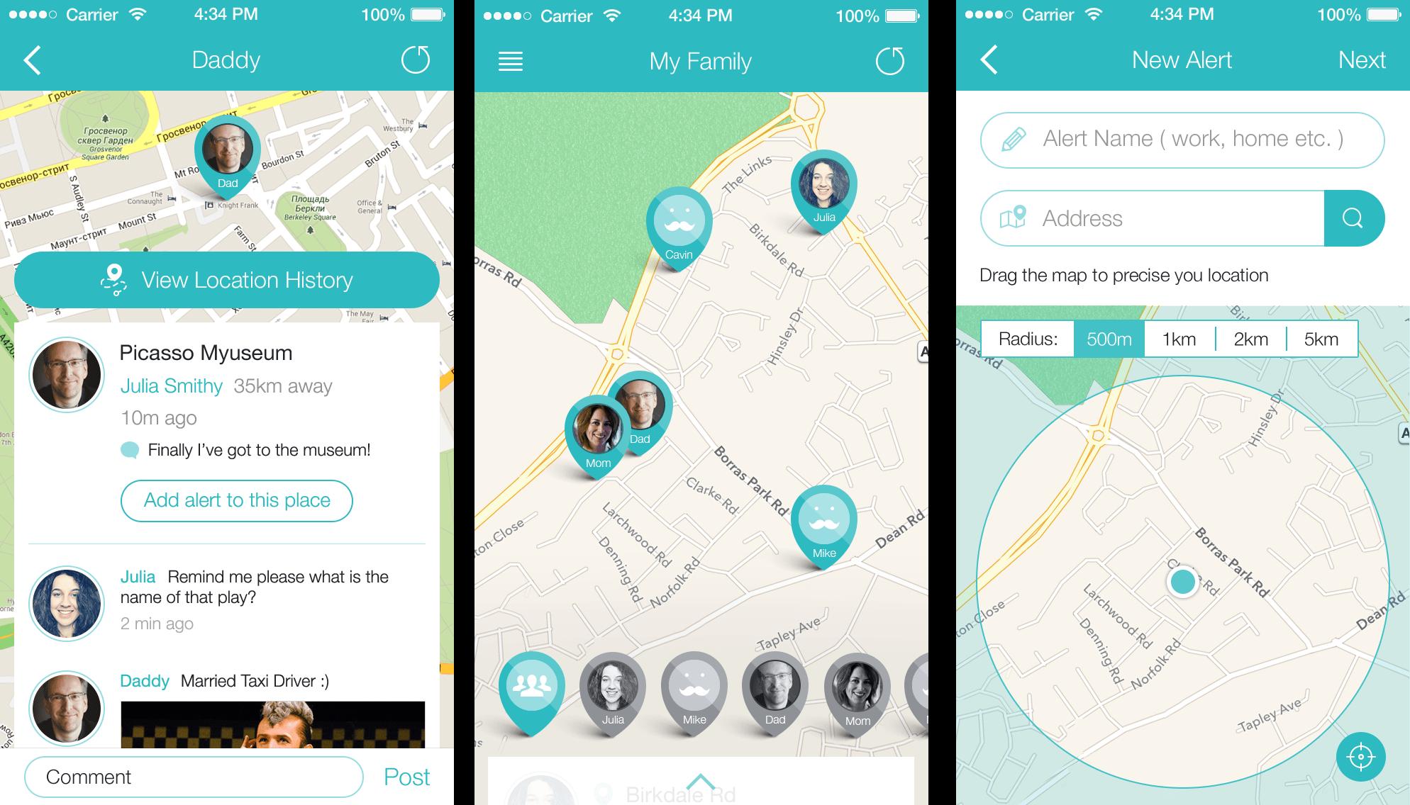 Как отслеживать местоположение человека без его ведома с помощью iPhone