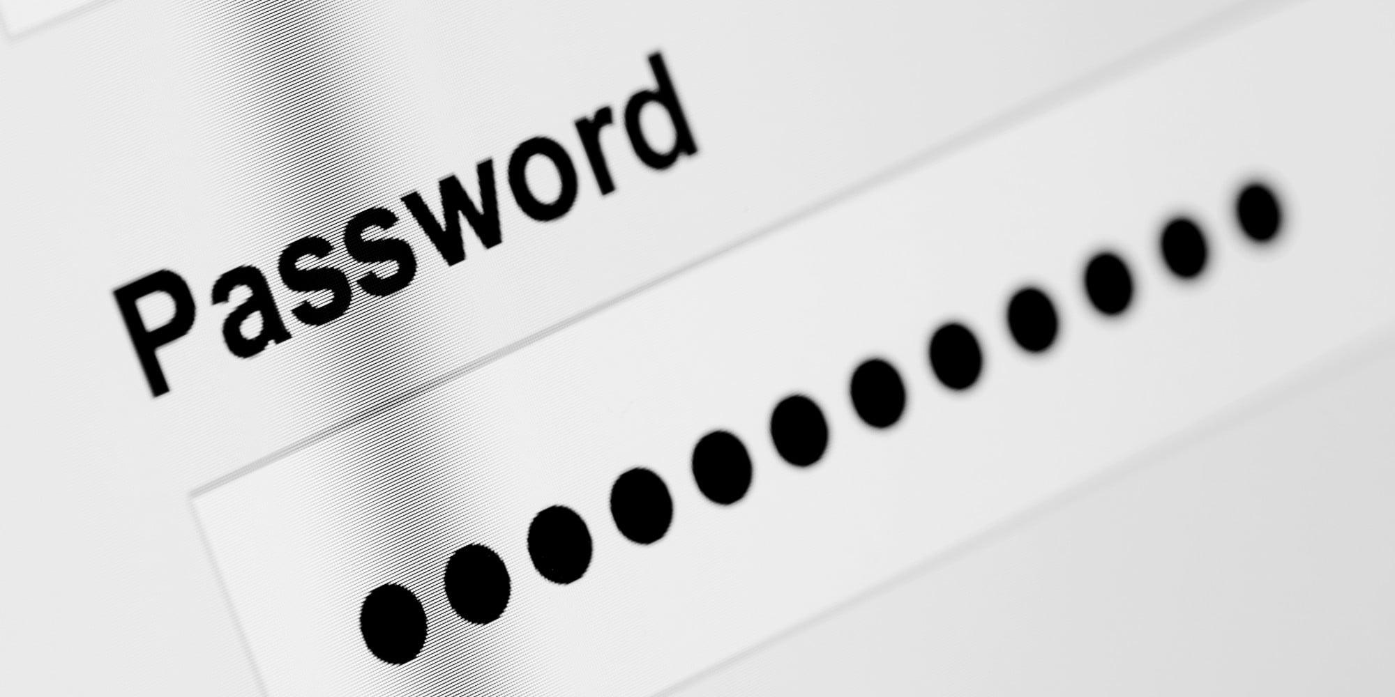 Как придумать сильный пароль