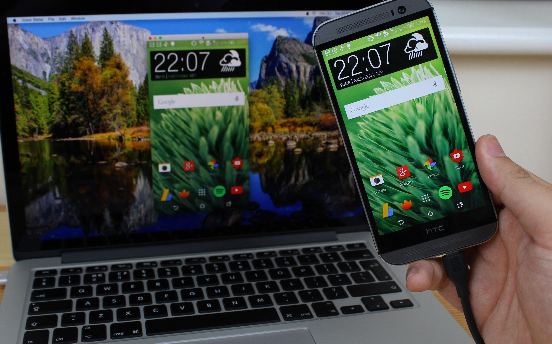 Как управлять устройствами Android с любого компьютера