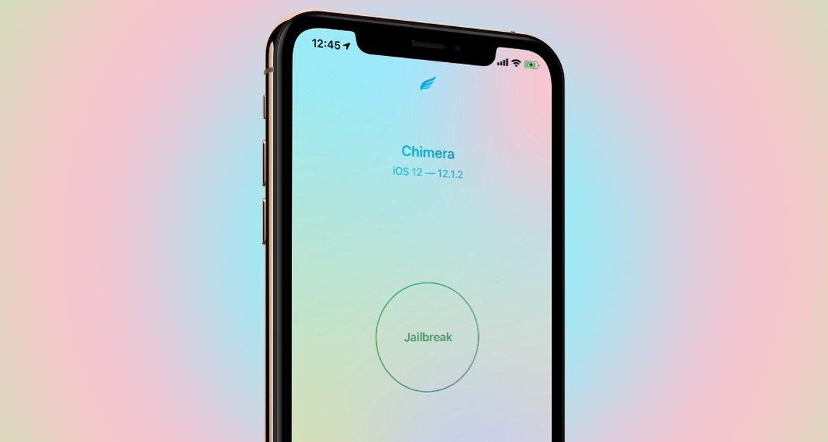 Как установить jailbreak на iOS 12.0-12.3 beta с помощью Chimera
