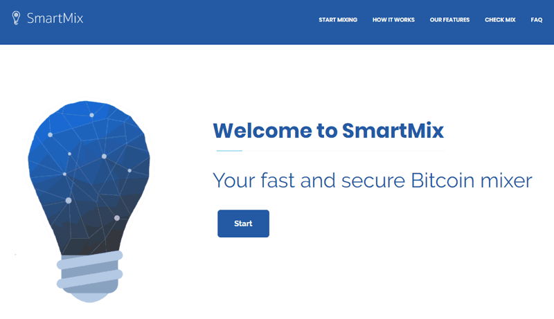 Биткоин-миксер SmartMix