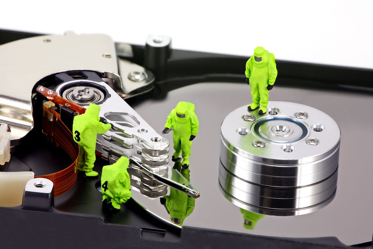 Как восстановить данные на жестком диске за 4 простых шага