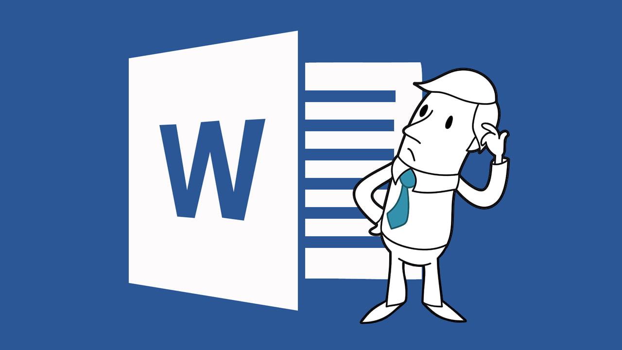 Как восстановить несохраненный документ «Microsoft Word» после внезапного сбоя системы