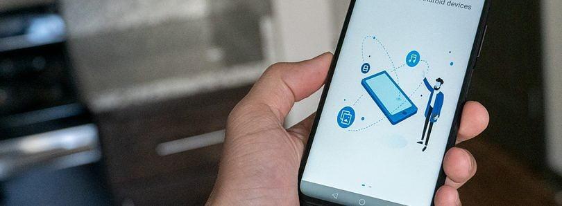 Как скопировать данные с iOS на Android с помощью MobileTrans
