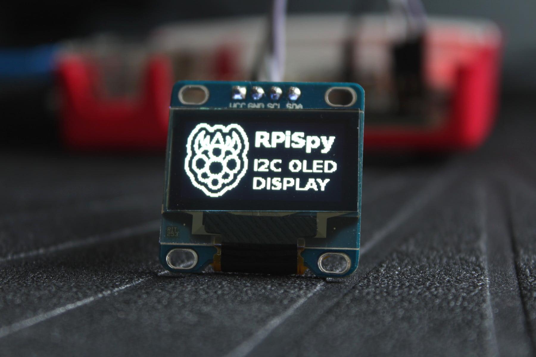 Как использовать информационный OLED-дисплей Pi-Hole с Raspberry Pi
