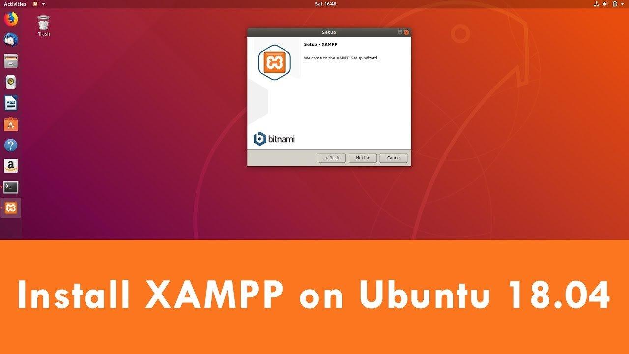 Как установить XAMPP на Ubuntu 18.04 LTS