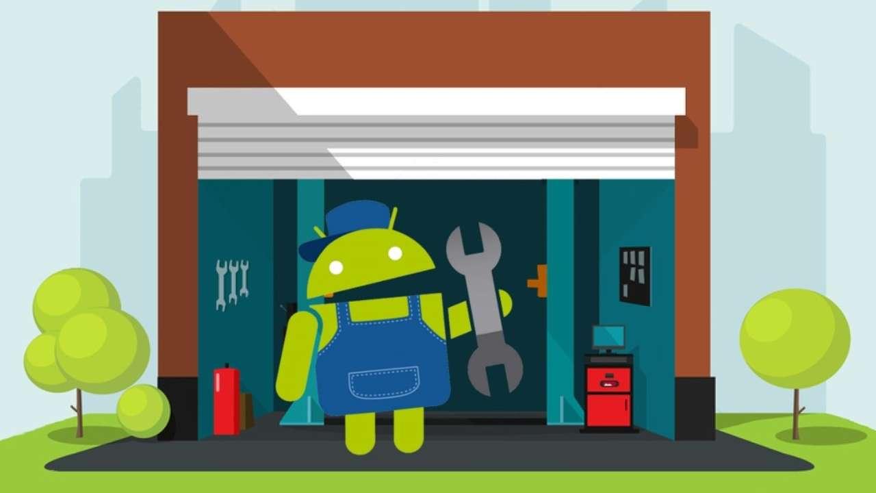Как полностью изменить панель статуса на Android без рута