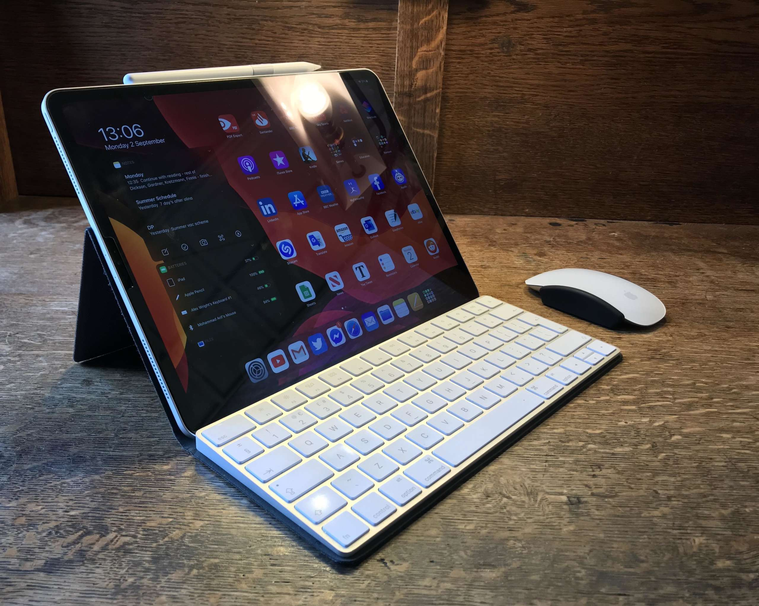 Apple Magic Keyboard для iPad Pro: вся информация