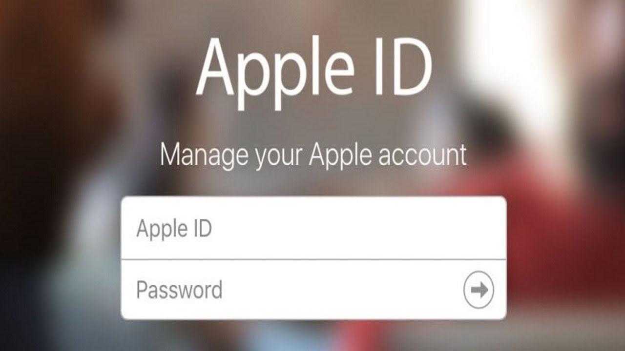 Вся информация про Apple ID
