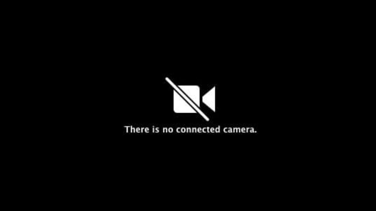 Как решить проблему с неработающей камерой на MacBook