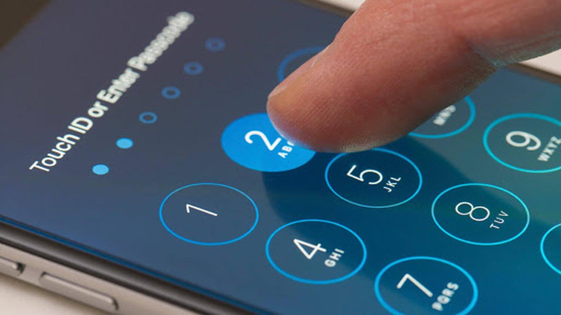 Как поменять пароль на iPhone