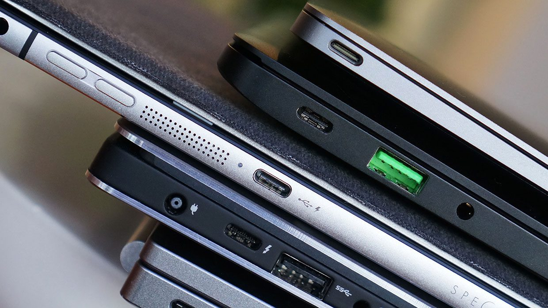 Как очистить разъём для подзарядки USB-C на MacBook, iPad или смартфоне