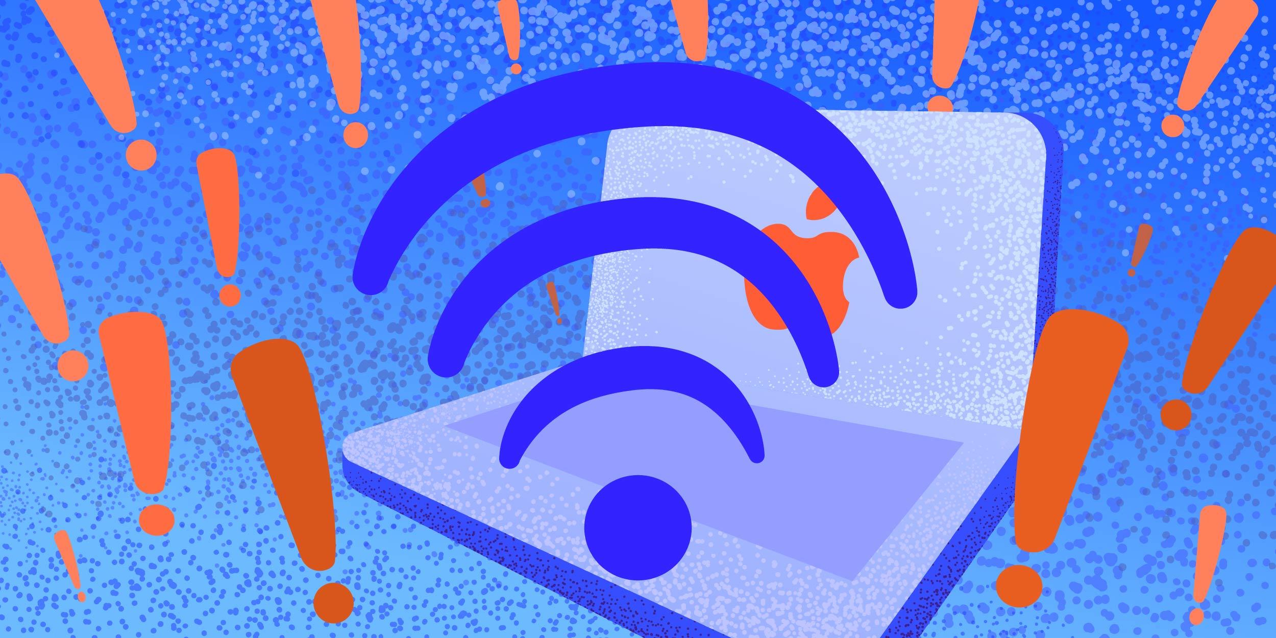 Как исправить Wi-Fi на компьютерах Mac