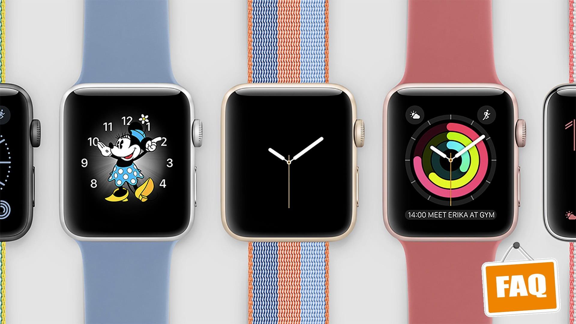Что делать, если часы Apple Watch отключаются от iPhone при отсутствии Wi-Fi