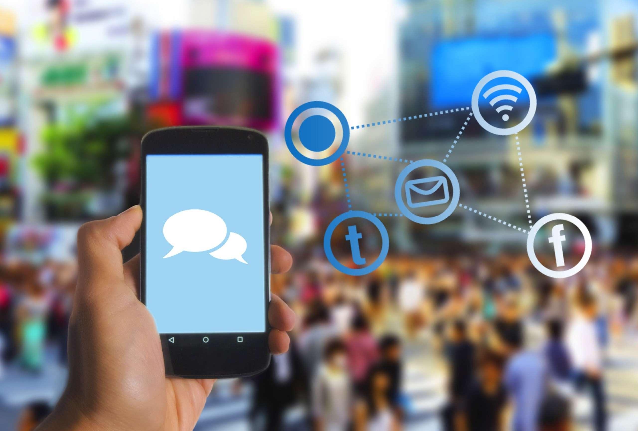 Пять способов безопасно общаться на смартфоне