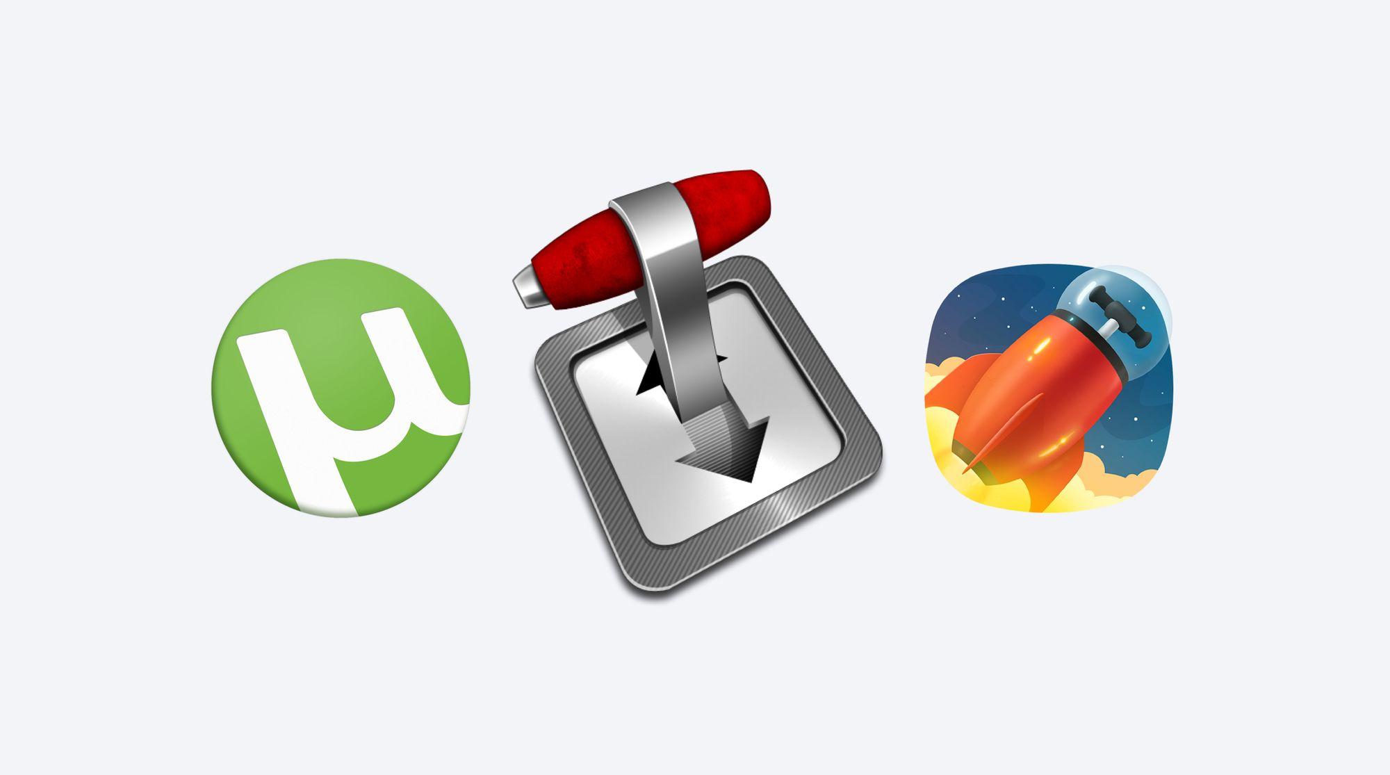 Лучшие приложения для работы с торрентами на Mac