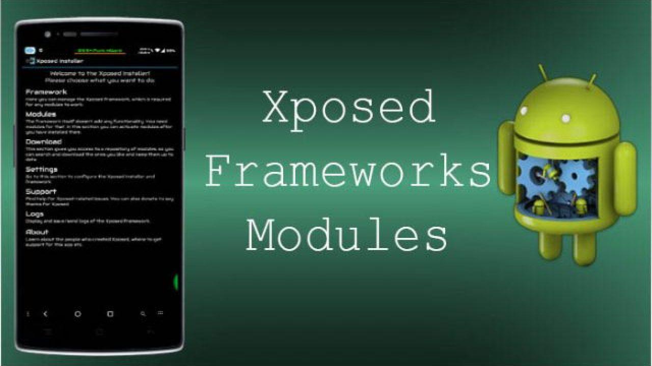 Что такое фреймворк Xposed и как установить его на рутированный Android