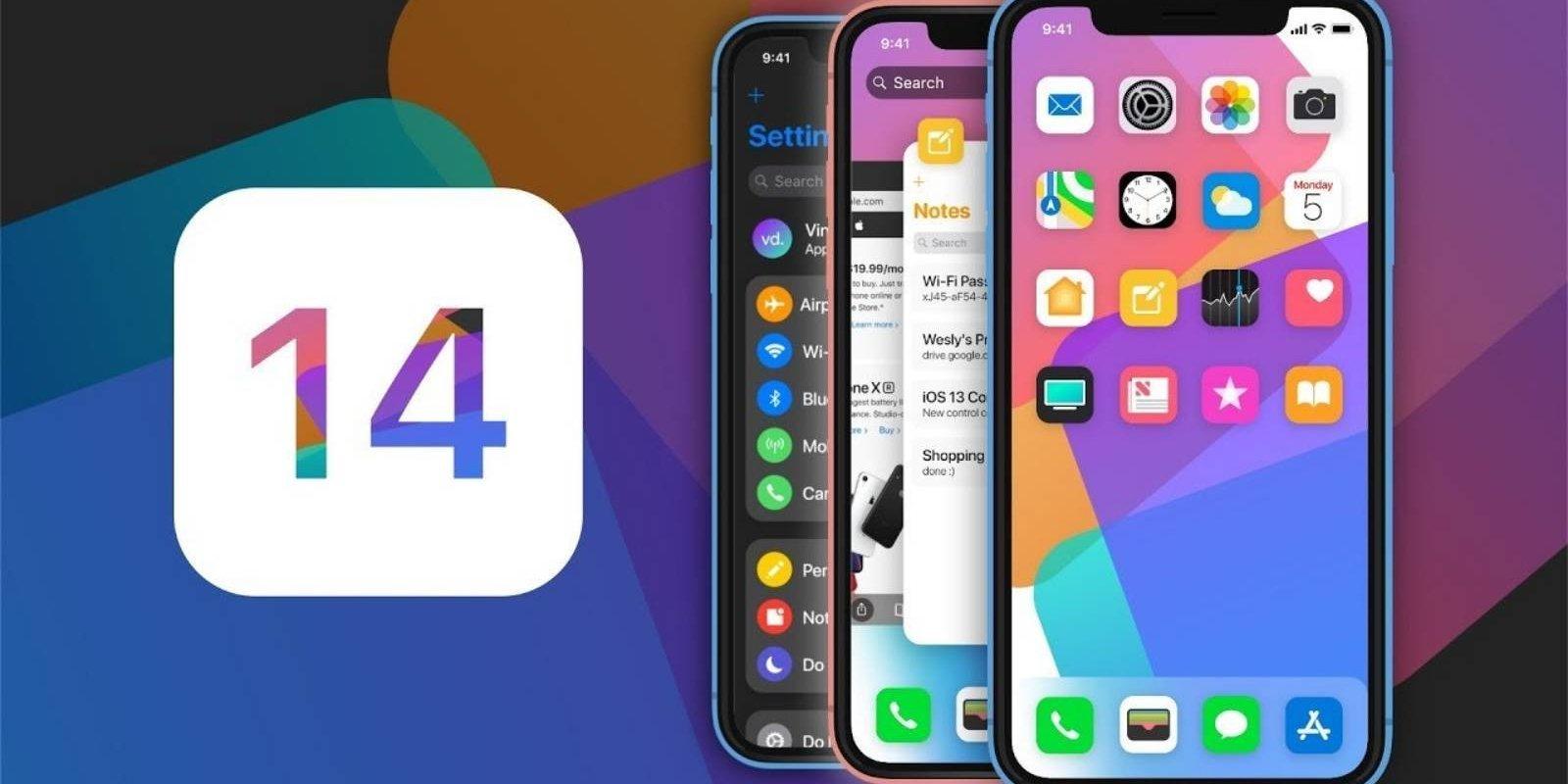 Список моделей iPhone с возможностью обновления до iOS 14