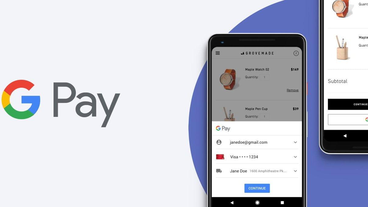 Как добавить PayPal в Google Pay в качестве платёжного средства при помощи Gmail, YouTube и других сервисов Google