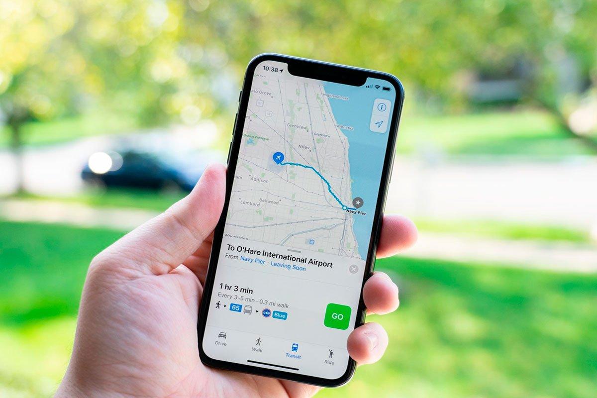Отключение доступа к местоположению для всех приложений на iPhone