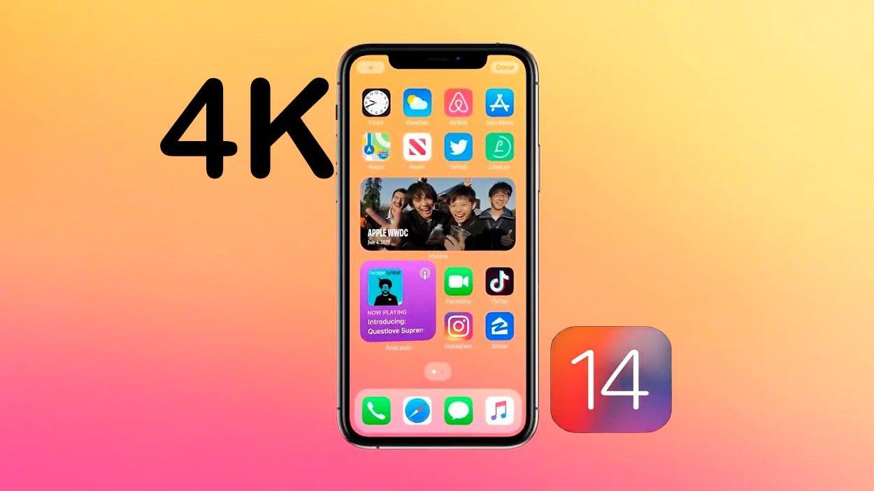 Просмотр видео 4К на YouTube на iPhone