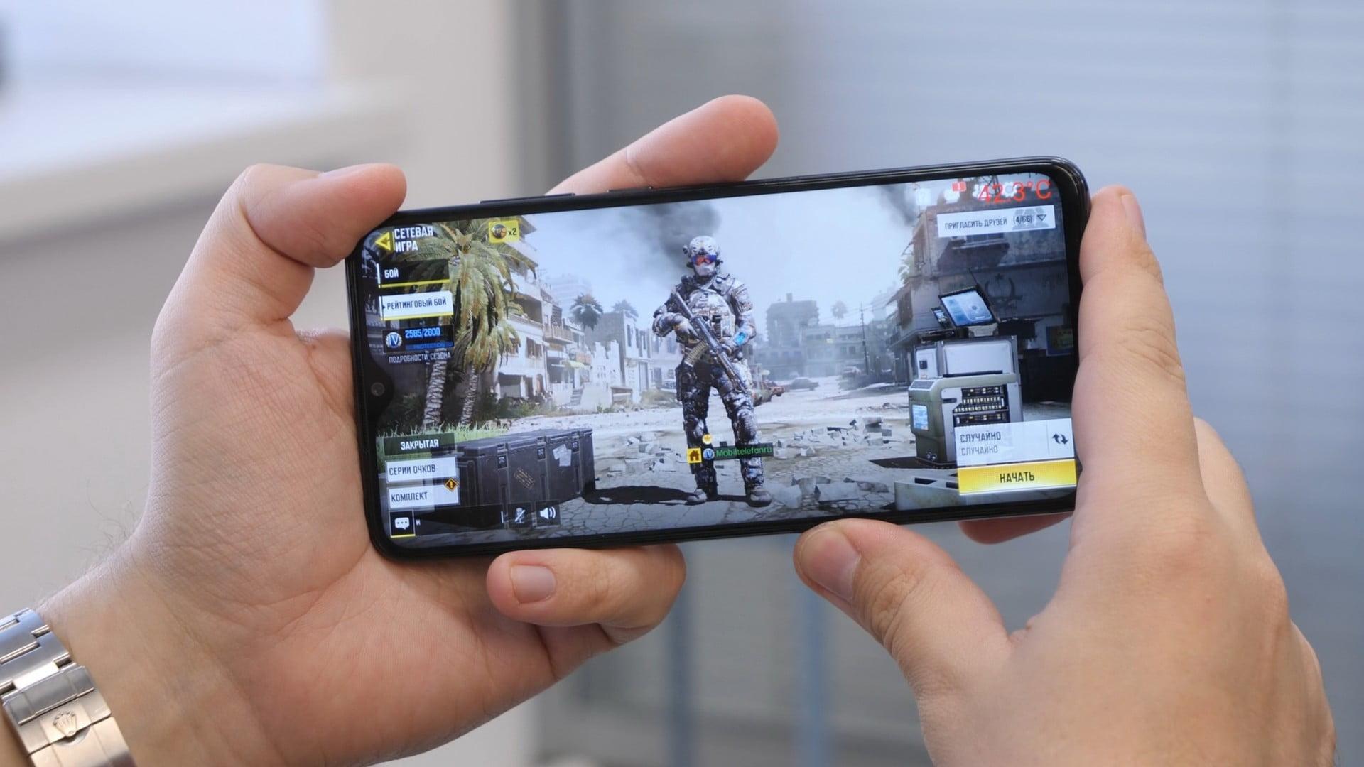 Как увидеть FPS, нагрузку на процессор и другие параметры в игре на смартфоне с интерфейсом Samsung One UI 3.0