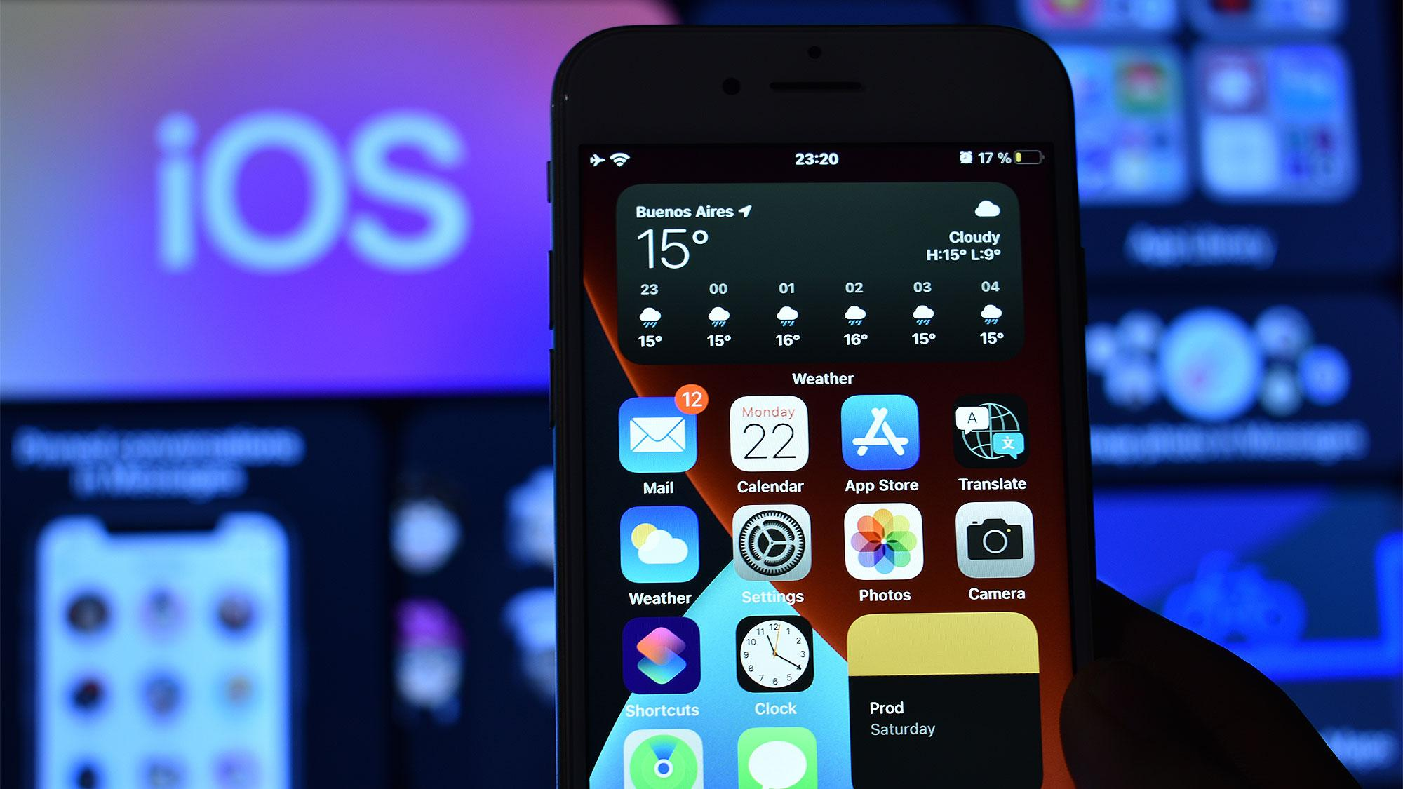 Как заставить iOS 14 показывать недавно скачанные приложения на домашнем экране