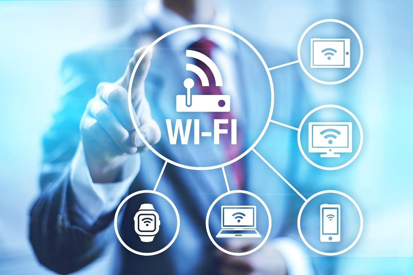 Лучший способ для автоматического подключения гостей к сети Wi-Fi