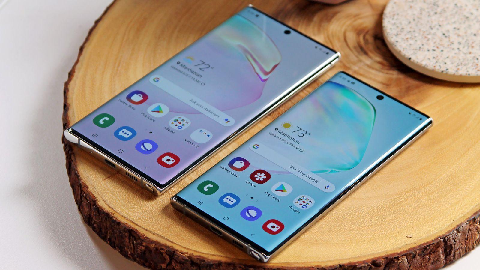 Как смотреть два видео одновременно на Galaxy Note 20 и Galaxy Note 20 Ultra